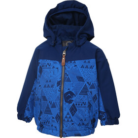 Color Kids Dion Mini Padded Jacket Kids Blue Sea
